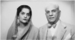 Royal Couple from the Royal family of Baroda